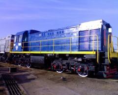 TGM-4B locomotive