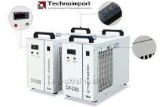 Чиллер CW-5000 для Охлаждения Излучателей Лазерных