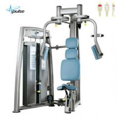 The exercise machine is cargo block, the Breast