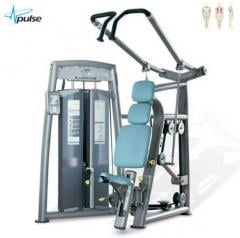 The exercise machine is cargo block, Draft down,