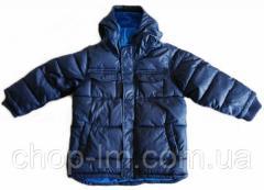 Куртка для мальчика Old Navy (зима) 5 лет, синяя
