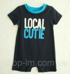 """Песочник от Carter's """"Local cutie"""""""