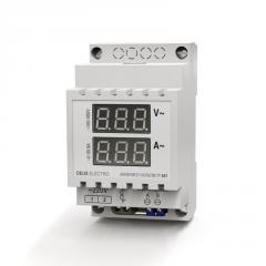 Амперметр-вольтметр переменного тока DEUS Electro