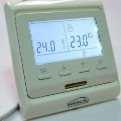 Терморегулятор программируемый Woks M 6.716...