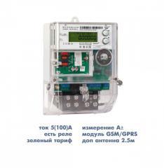 Однофазный счетчик MTX 1G10.DH.2L2-OG4 для