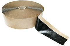 Бутиловая лента Heat Plus для герметизации