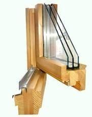 Windows wooden