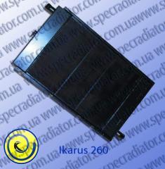 Радиатор водяного охлаждения двигателя