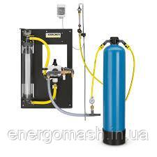 Membrane water purification systems