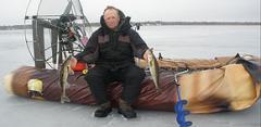 Аэролодки моторные для рыбалки, Киев