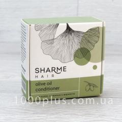 Натуральный твердый кондиционер Sharme Hair Olive