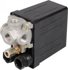 Автоматика для компрессора (3 выхода), 220В