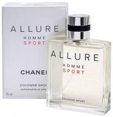 Chanel Allure Homme Sport Cologne toilet water -