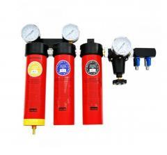Блок подготовки воздуха профессиональный (3...