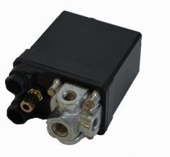 Автоматика для компрессора 380в (4 выхода)