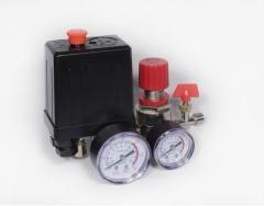 Автоматика для компрессора 220В (в сборе)