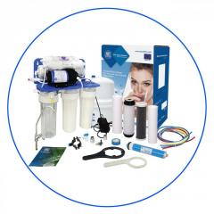 Система обратного осмоса с помпой Aquafilter