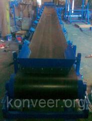 Конвейер для бетона,  щебня,  песка,  цемента