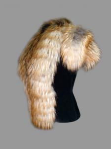 Fur vest individual tailoring