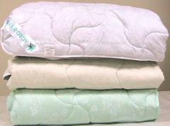 Одеяло (плотность 400 г/м2) AGRO-HANF