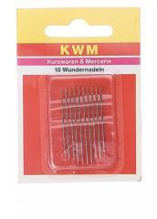 Набор иголок металик-золотой K02-110026