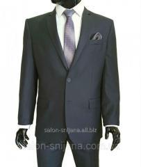 Классический мужской костюм №80/2-114/1 - Сavalli