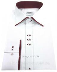 Рубашка мужская белая № S 38.5