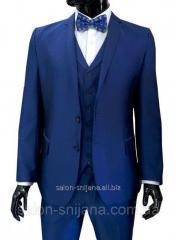 Классический мужской костюм № 94/2-124 - BQ 170184