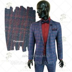 Чоловічий костюм Pattaya-3