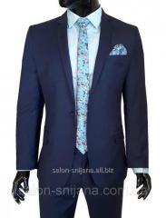 Классический мужской костюм № 94/3-128 - MATTEO 2