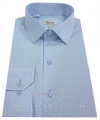 Рубашка мужская приталенная №10-12 - Filafil - 271