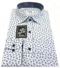 Рубашка мужская c принтом №GS 66.4 RC