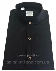 Мужская рубашка с коротким рукавом №12-32 - К 422А/19 - 4008