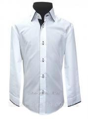 Рубашка детская белая №12.38.6
