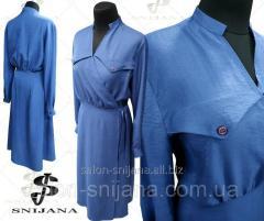Сукня на запах С-103