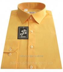 Рубашка мужская приталенная №10-12к. 506/14-1051 XL 56 / (43)