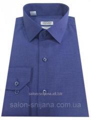 Рубашка мужская приталенная №10-12 - Filafil - 100