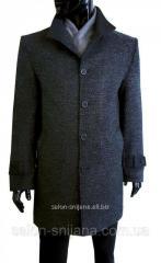 Пальто мужское зимнее №602/8 - букле 52/182