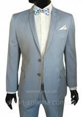 Классический мужской костюм № 94/6-128 - RASSO