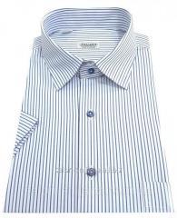 Мужская рубашка с коротким рукавом №10/3 - 7241 V1