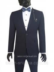 Классический мужской костюм № 115/5 -124-BQ-16029/1