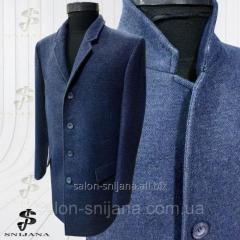 Зимове пальто Твід 25