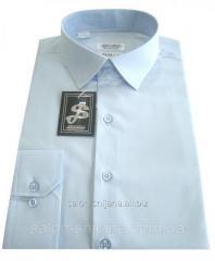 Рубашка мужская приталенная №10-12к. - 506/14-4110 S 44 / (37), Украина, Классический