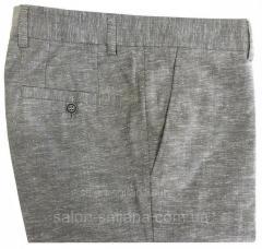 Классические мужские брюки №114/1 - Fellini 1