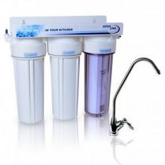 Aqualine MF3 проточный картриджный фильтр