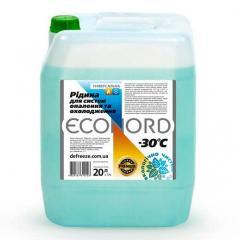 Жидкость для системы отопления ECONORD до -30°С