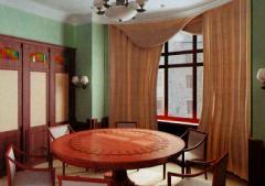 Кухни и столовые