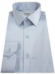 Мужская рубашка классическая №10-32к. - T - 14/06