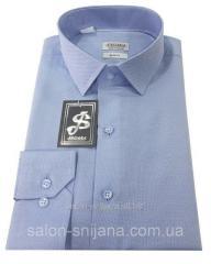 Рубашка классическая №10-32 -Оксфорд Napoli 8