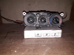 №57 Б/у блок управления печкой/климатконтролем MN123587 для Mitsubishi L200 2006-2015